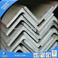 ASTM 304 de ángulo de acero inoxidable