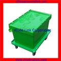 Plástico Fácil Crate Mudanzas