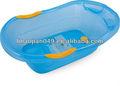transparant bañera de plástico para el niño