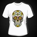 Famosa marca de moda t- shirt