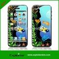 china fabricante de promoção de venda de cor única 3m telefone peles cobrir