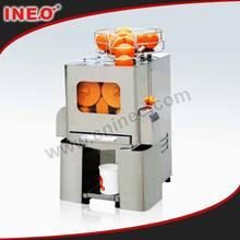 De acero inoxidable de color naranja jugo maker/jugo de frutas máquina de exprimir/extractor de jugos cítricos máquinas