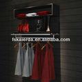 Venta al por menor de ropa perchas para la tienda/al por menor de prendas de vestir perchas