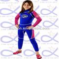 Neopreno traje de buceo para niños/traje de neopreno para la infancia/los niños traje de neopreno
