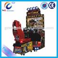 2014 venda quente simulador de condução automóvel máquina de jogo de carro