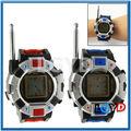 Mejor calidad de un par de reloj juguetes walkie talkie antena con( 2- forma de radio)
