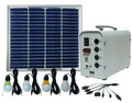 Luces solares 10w Producto Solar