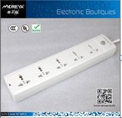 uk enchufe de extensión / table socket toma de corriente / piso toma de corriente eléctrica
