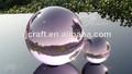 bola de cristal central de la boda para centros de mesa de cristal para la boda de mesa para la decoración de la oficina
