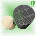 filtro de partículas diesel sustrato para el motor diesel
