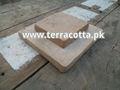 Baldosas de terracota (High dispararon baldosas de terracota tradicionales en diferentes tamaños)