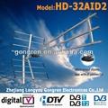 antena hdtv dvb-t modelo de antena HD-32AID2
