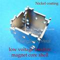 disjuntor de baixa tensão núcleo magnético folha de revestimento de metal que carimba as peças