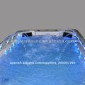 Kingston nuevo diseño 5.68m spa de natación jcs-ss2