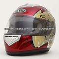 helmet modular motorcycle with fashion style and pattern full face