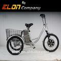 De la rueda 3 36v 350w bicicleta eléctrica( e- tdr05b)