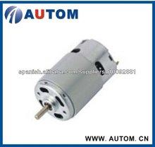 12V motor eléctrico ARS-775PM-4045 para el mezclador de cocina