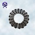 partes fabricación factoryprice precisión de metal mecanismo central de torno
