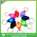 Barato mini Promoción Keyring plástico