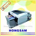PVC/PE/PP impresora de cama plana / la máquina con tinta eco solvente