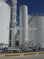 tanque criogénico líquido estable del tanque de almacenamiento