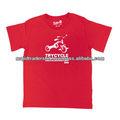 Niños de impresión t- shirt