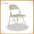 de metal barato silla plegable