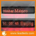 alibaba ru xxx com express venta caliente led de interior de funcionamiento de visualización de mensajes