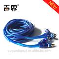 quaility buena azul rca de accesorios de audio rca azul