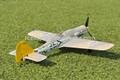 2.4g 5ch micro espuma epo rc avião modelo fw-190d