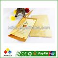 chino tradicional invitación de la boda con la tarjeta de diseño retro