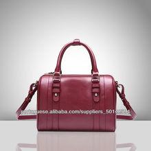 Mulheres 1904-2014 bolsas de couro, bolsas de couro puro