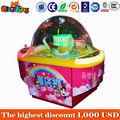 Comercial de electrónica apilador de la diversión del juego de la máquina para la venta ma-qf124