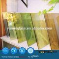 decorativos para el hogar color de la pintura de vidrio templado