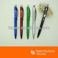 pluma de bola plástica en el precio barato para la promoción