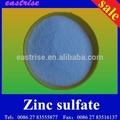Material químico do sulfato de zinco heptaidrato fórmula feso4.7h2o