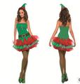 la sexy duendes traje de navidad
