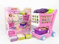 Niños de nuevos productos de plástico Juego de cocina cesta de la compra, juguetes para los ninos, CA029335