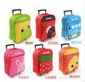 nueva moda niños al por mayor bolso de mochilas escolares con ruedas