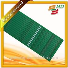 la entrada de datos en línea de los puestos de trabajo de pcb placa de circuito impreso smt pcba montaje