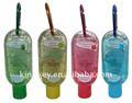 desinfectante de manos sin agua Mano de alcohol desinfectante