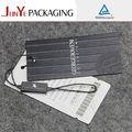 tag do cair de garantia de qualidade direto da fábrica da china livre projeto personalizado de papel dobrado pendurar tag