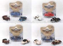 popular coche juguete mini coche clásico