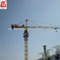 Venta caliente del precio competitivo 10ton QTZ160 (6516) Construcción Grúa torre