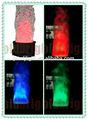 Los mejores productos de 2014 led etapa de fuego llama lámparas de luz/de pie slim led de luz de la llama