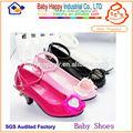venta al por mayor de moda de china niño niña zapatos de tacón alto