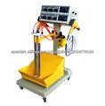 equipo de pintura electroestatica