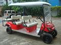 3000W 48V amplamente utilizados 6 lugares ônibus de turismo elétrica, ônibus escolar internacional