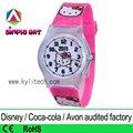 venta al por mayor reloj con estilo personalizable
