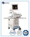 Trolley 3D/4D Doppler color máquinas de ecografía ( ISO9001 y ISO13485 aprobados )